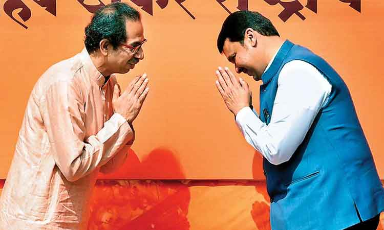 devendra and uddhav